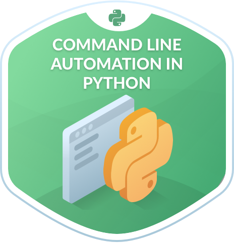 Command Line Automation in Python