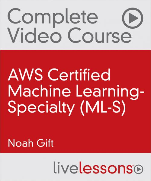 AWS Certified Machine Learning-Specialty (ML-S)